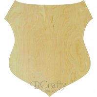 Wooden Plaque Style 29