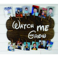 Watch Me Grow Picture Display