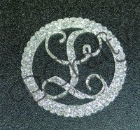 Monogram Ornaments and Charms
