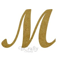 Wholesale MDF Letters 1/2 inch thick