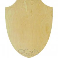 Wooden Plaque Style 28