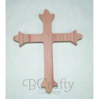 Wholesale Wooden Cross Shapes