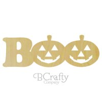 Wholesale Wooden Boo Sign