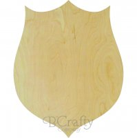 Wooden Plaque Style 26