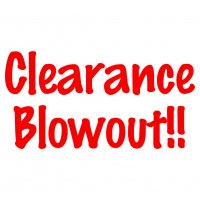 Clearance Inventory